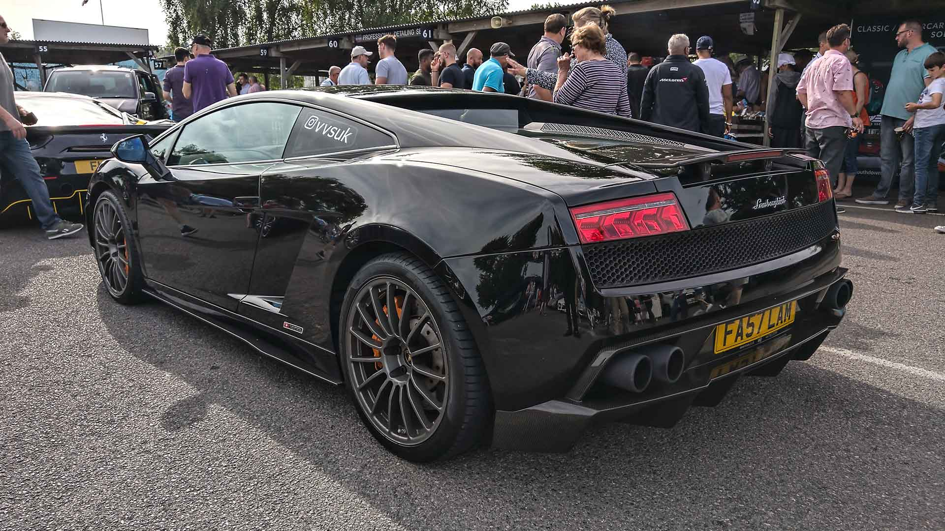 Lamborghini Gallardo at Goodwood Supercar Sunday