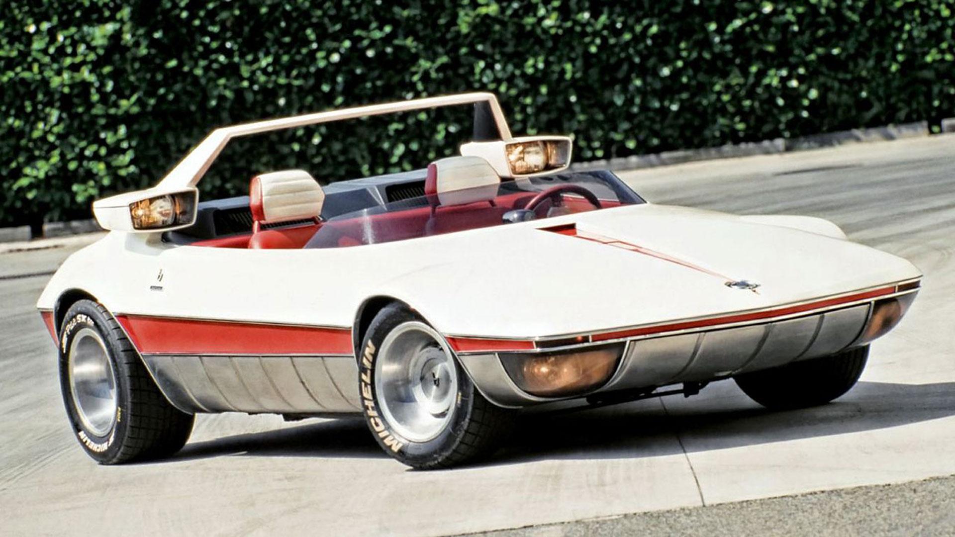 The cars of Marcello Gandini