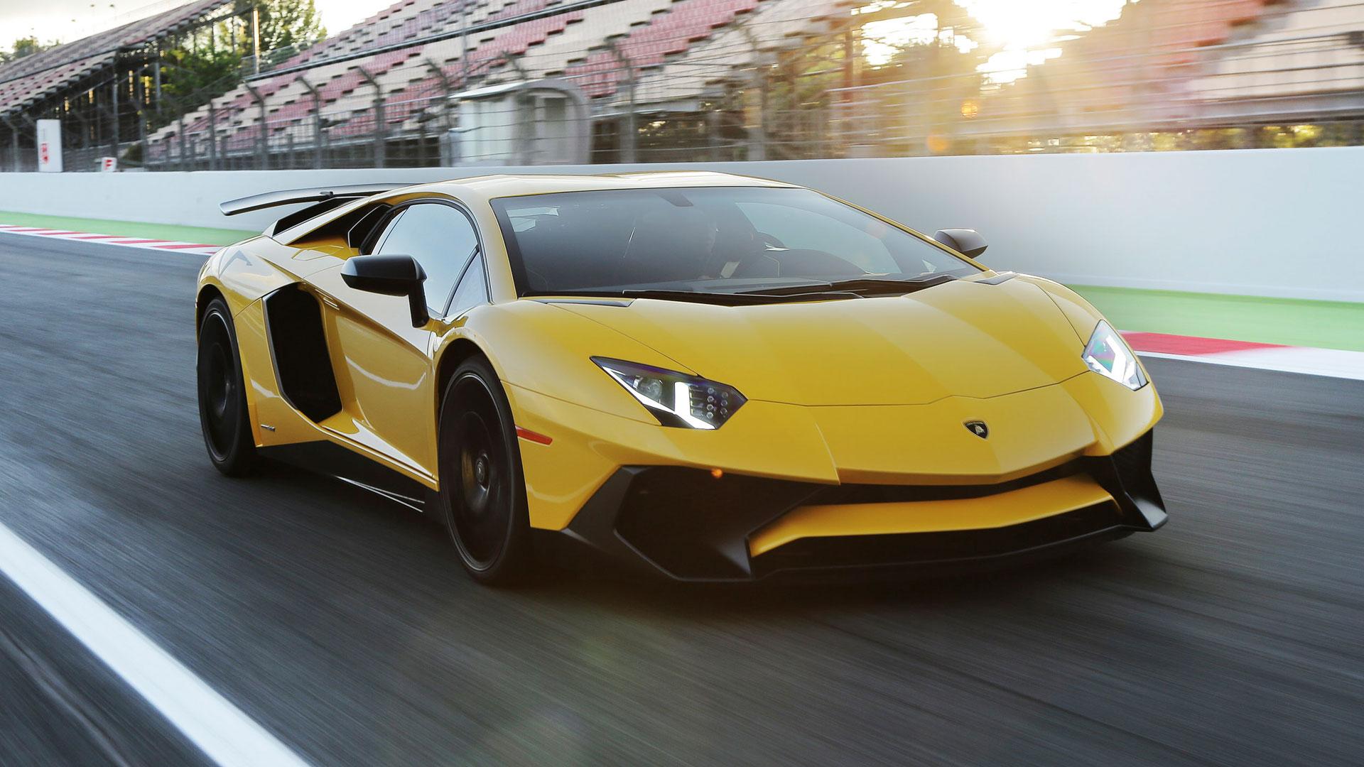 Lamborghini Aventador SV - greatest cars of the decade