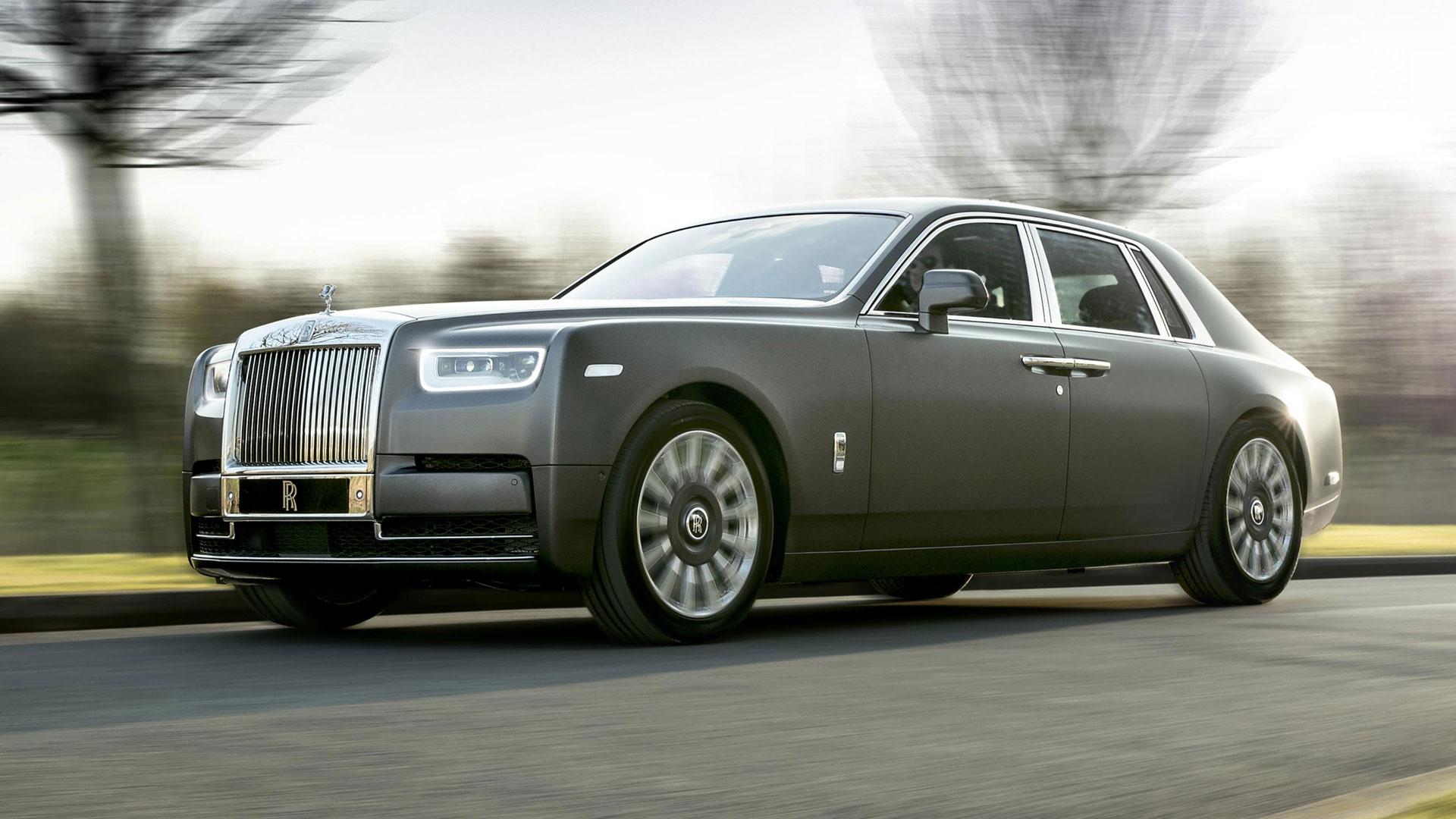 Rolls-Royce Phantom - greatest cars of the decade