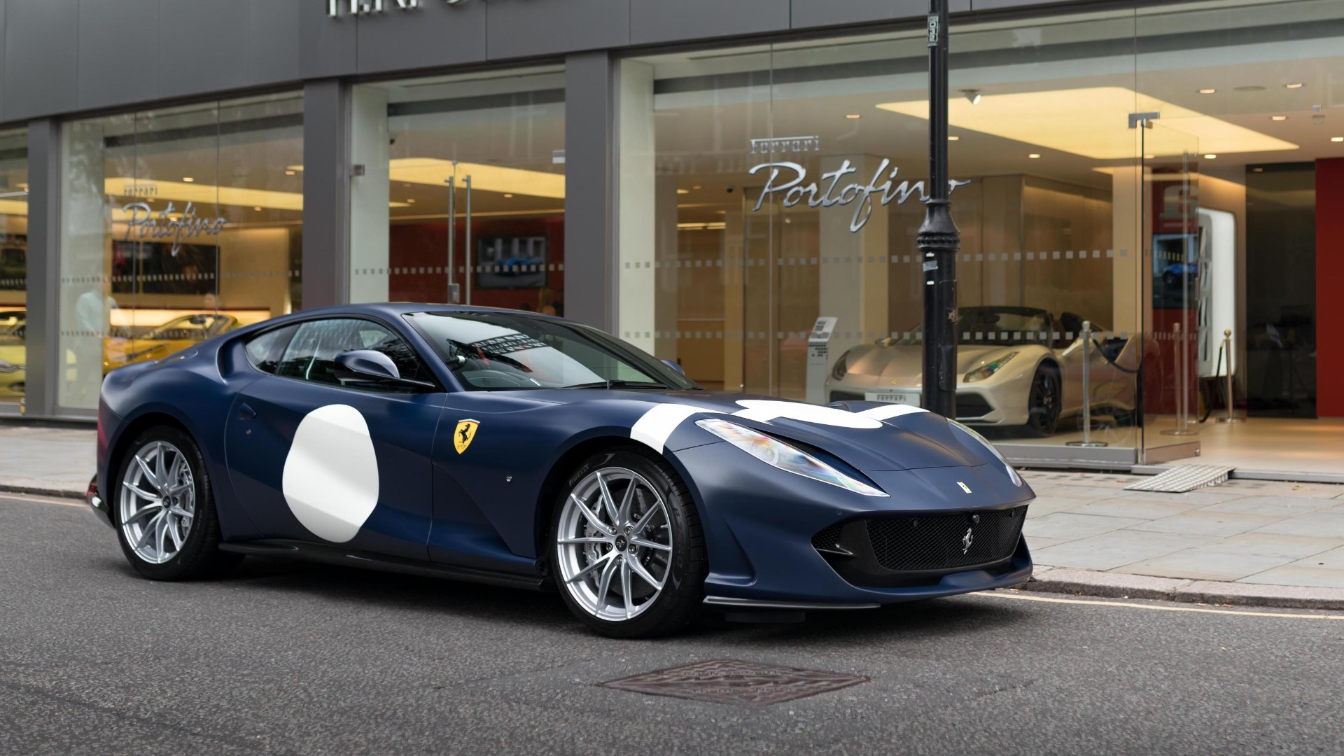 Ferrari and Porsche are the most financed supercar marques in London