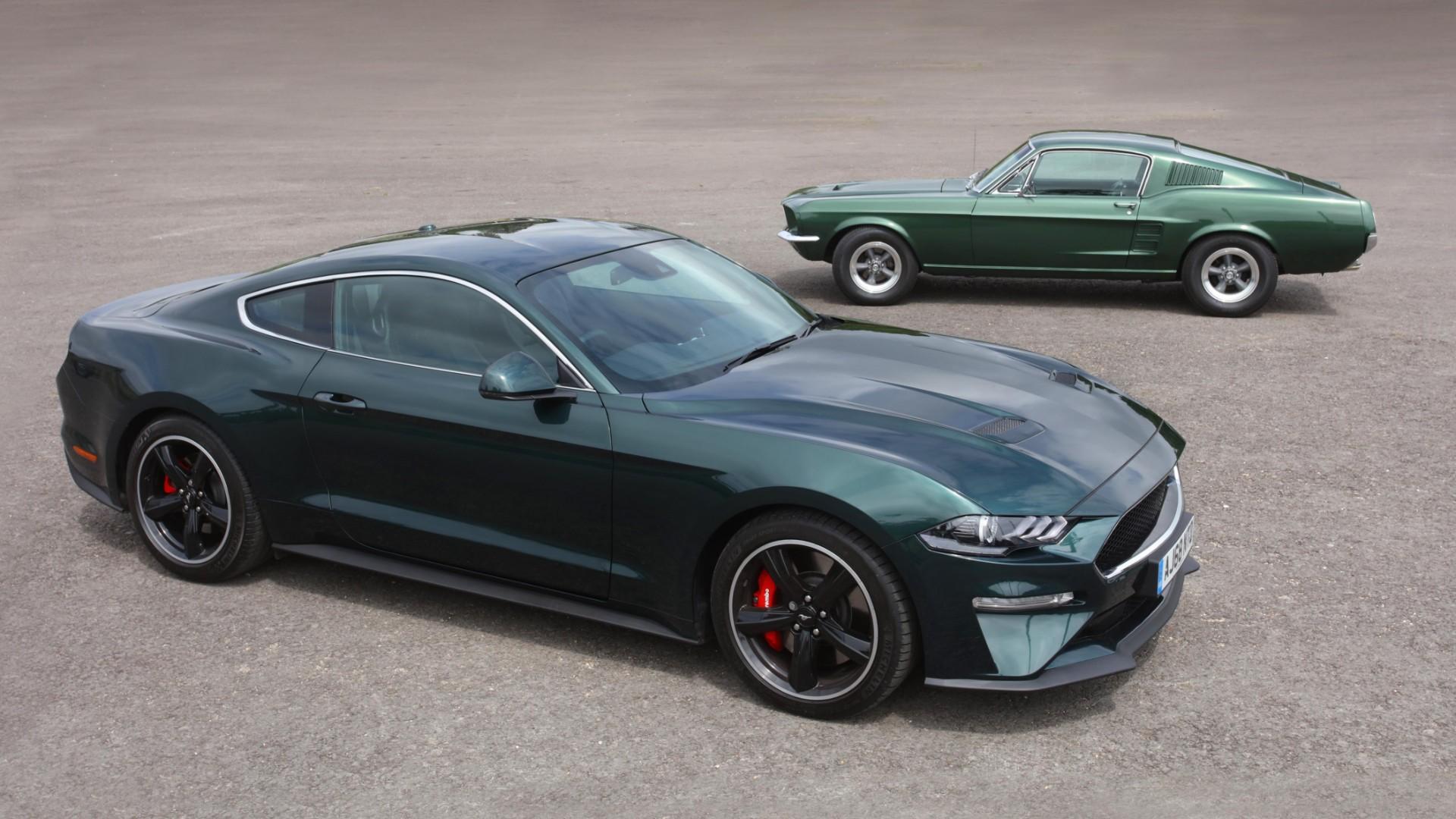 Mustang Bullitt production extended for 2020