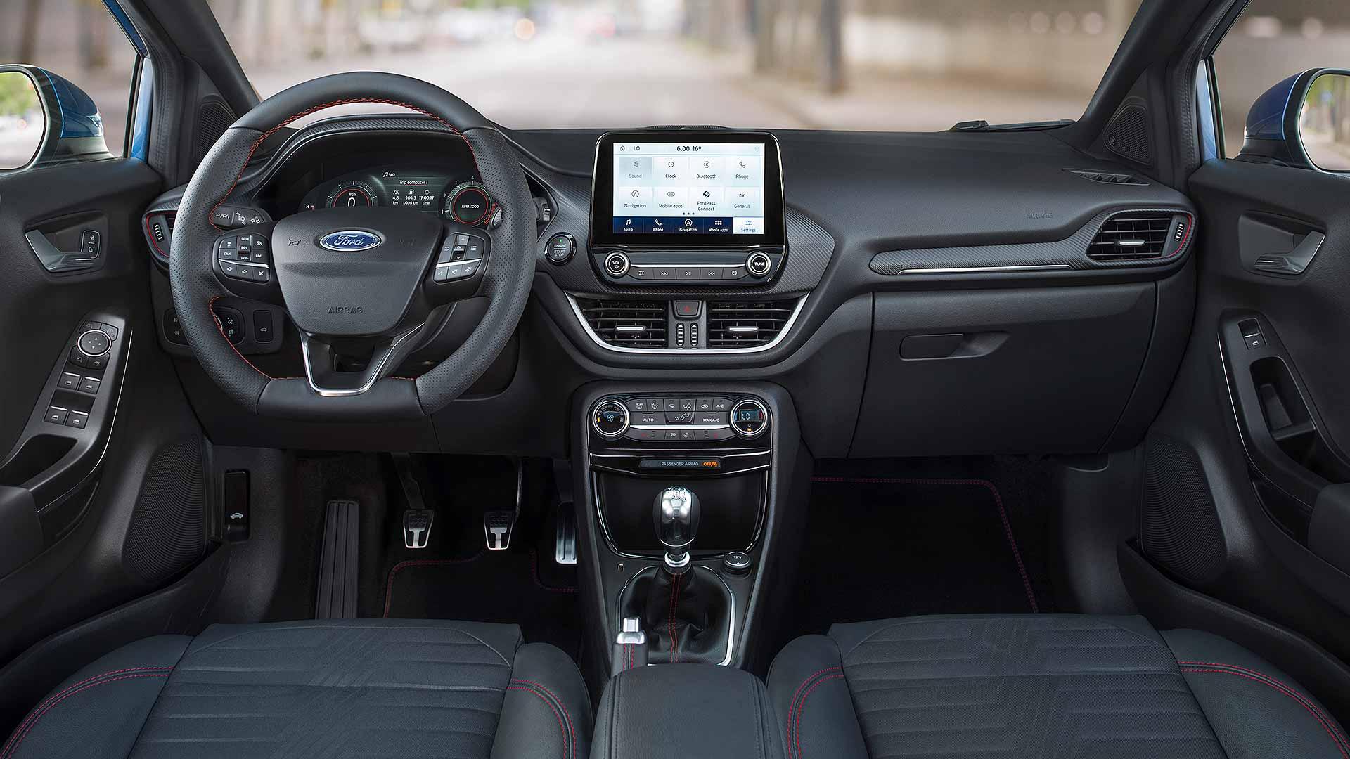 New Ford Puma small SUV