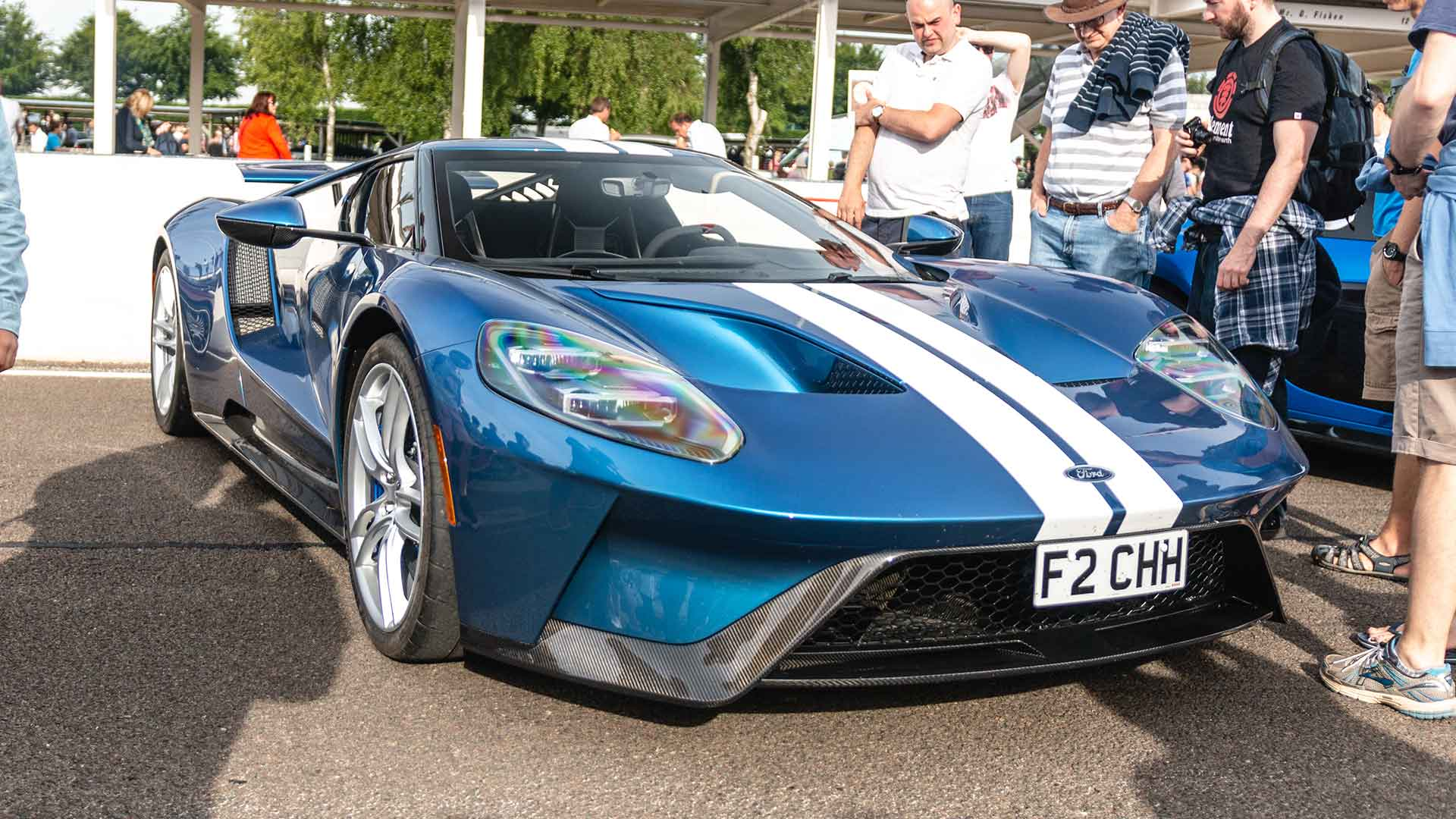 Ford GT at Goodwood Supercar Sunday