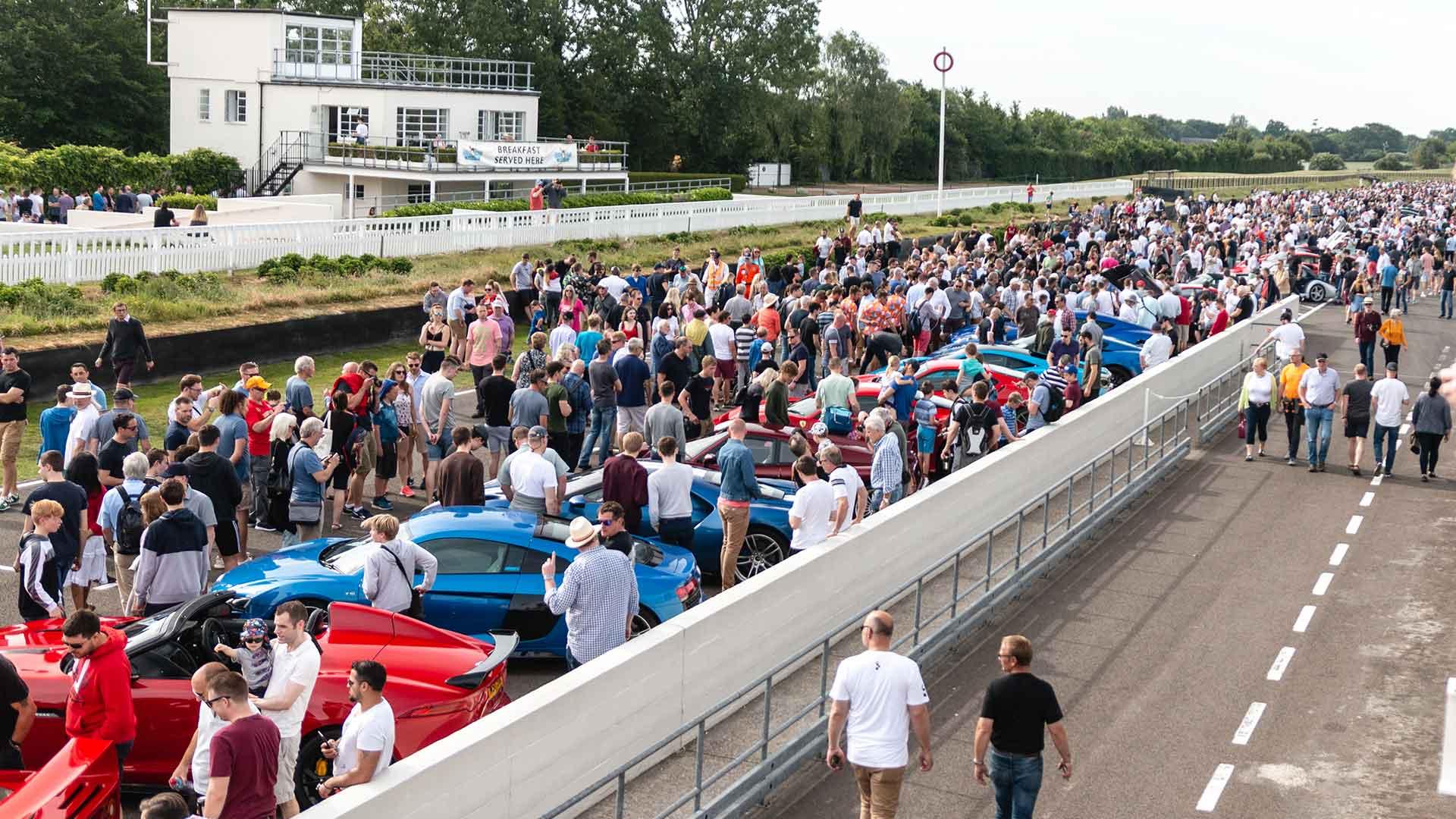 Goodwood Supercar Sunday