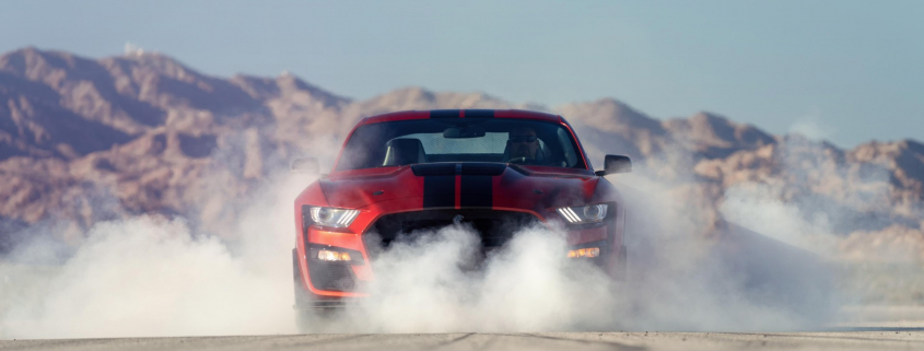 Shelby Mustang GT500 power revealed