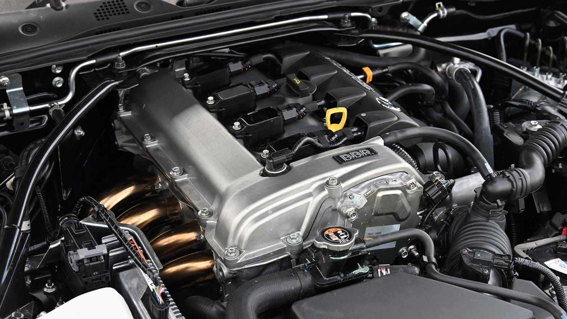 BBR Super 220 Mazda MX-5