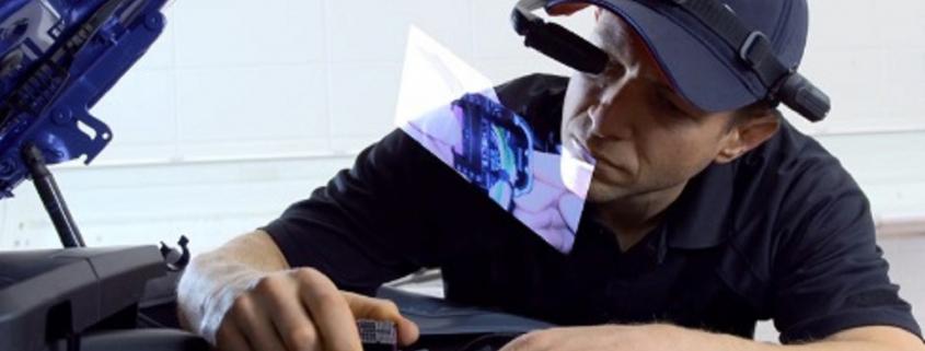 BMW technicians get new smart glasses