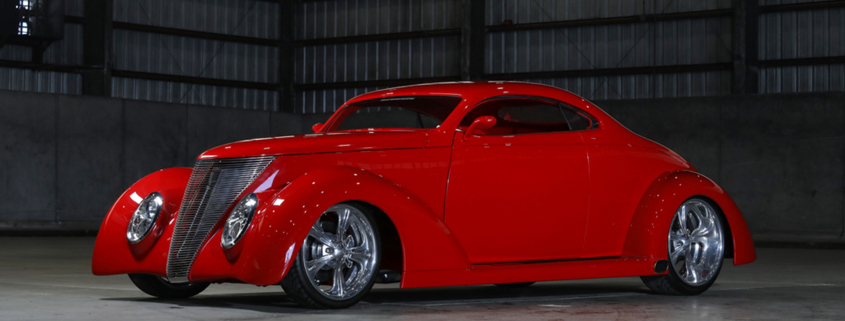 1937 Ford Custom Coupe