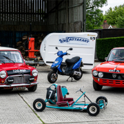 Barrie Whizzo Williams Collection for sale at Silverstone Classic
