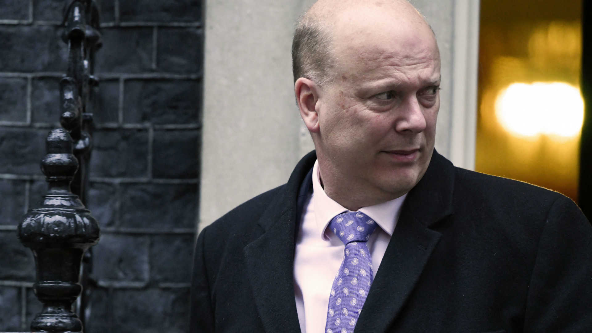 Chris Grayling looks to the future of electric cars