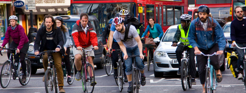 Drivers think bicycles should have licence plates