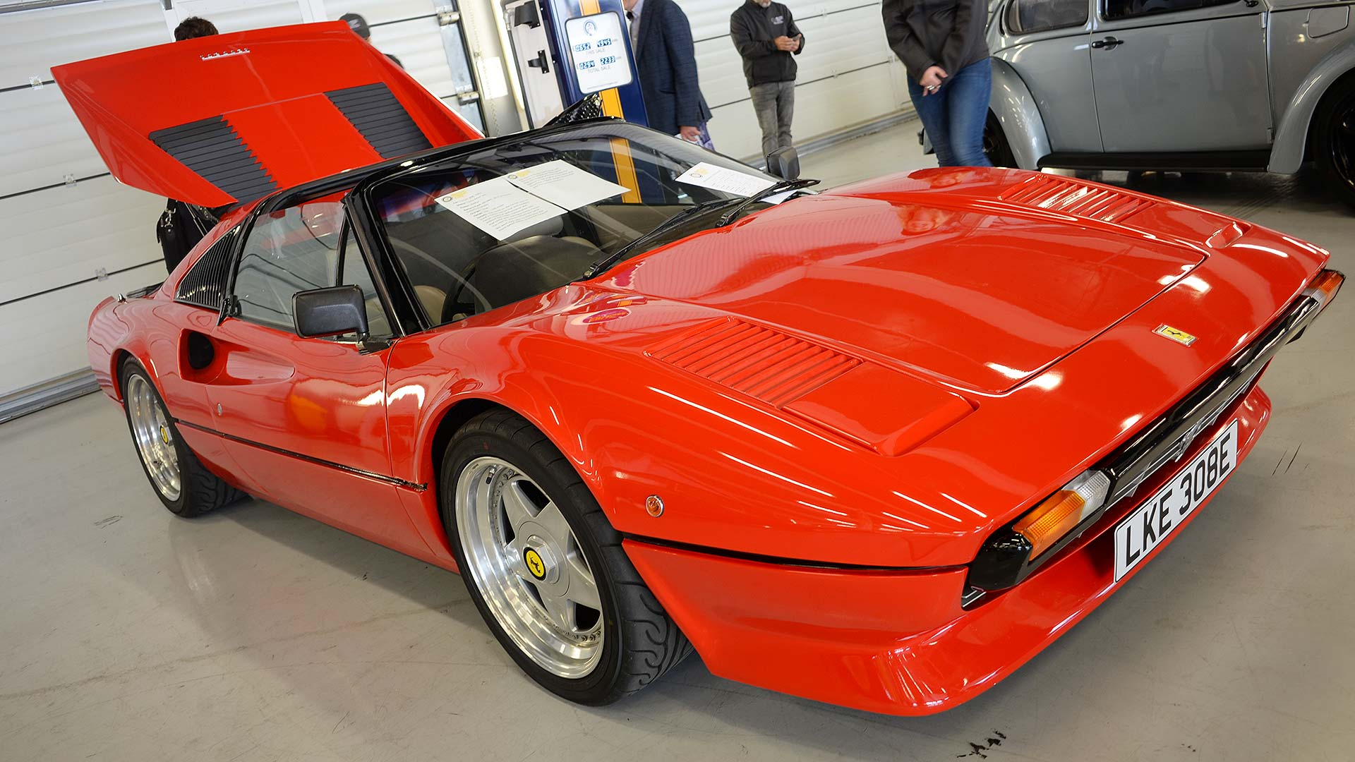 Fully Charged Live Ferrari 308