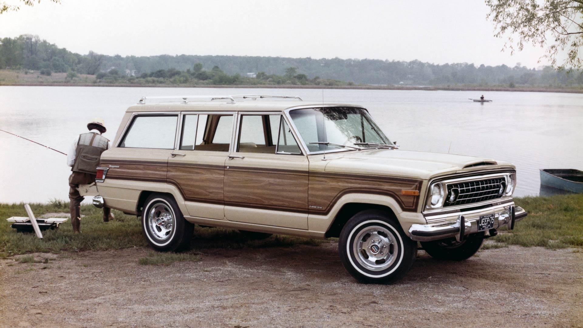 1963 - 1983 Jeep Wagoneer