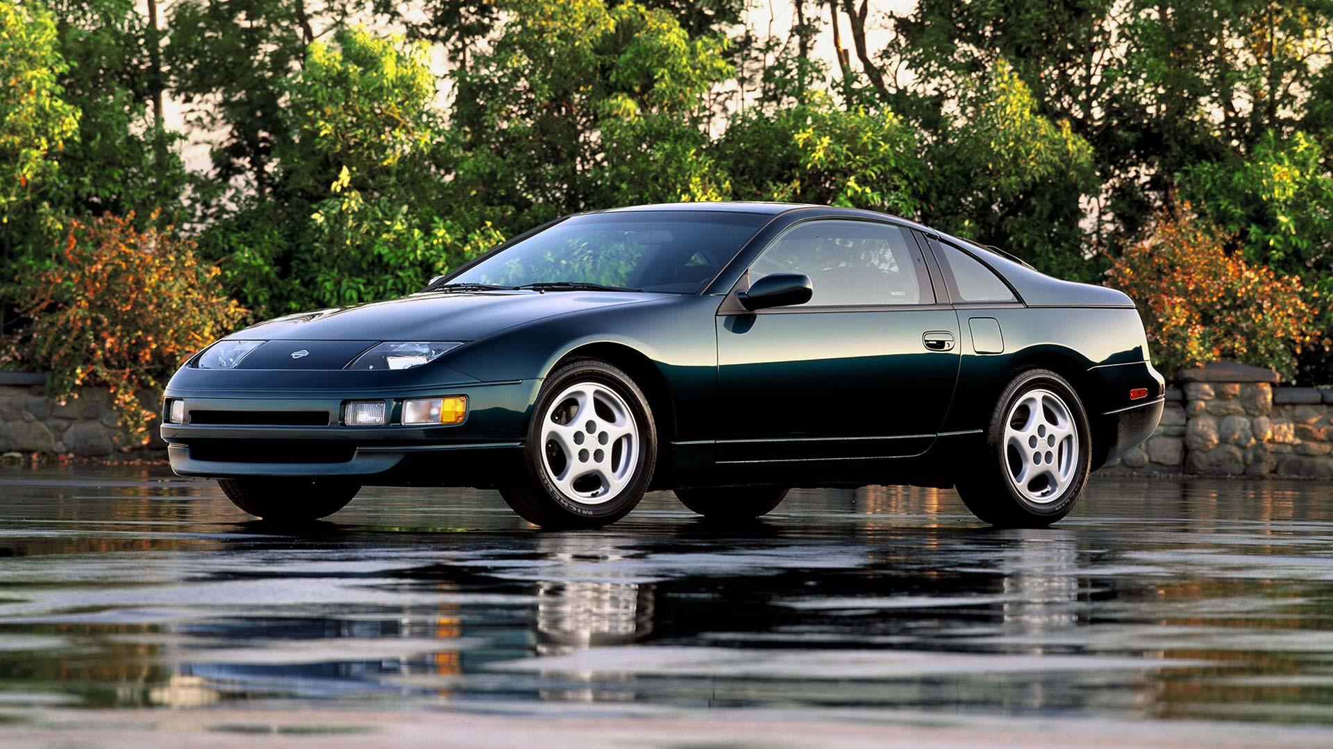 1990 - 1996 Nissan 300ZX