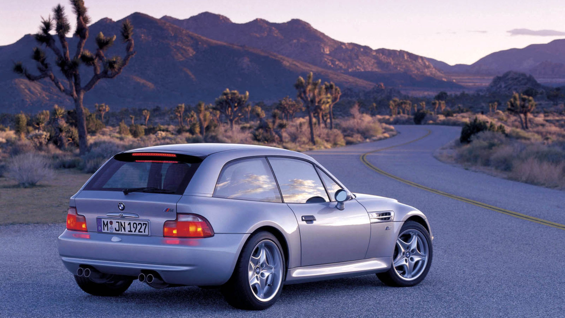 1999 - 2002 BMW M Coupe