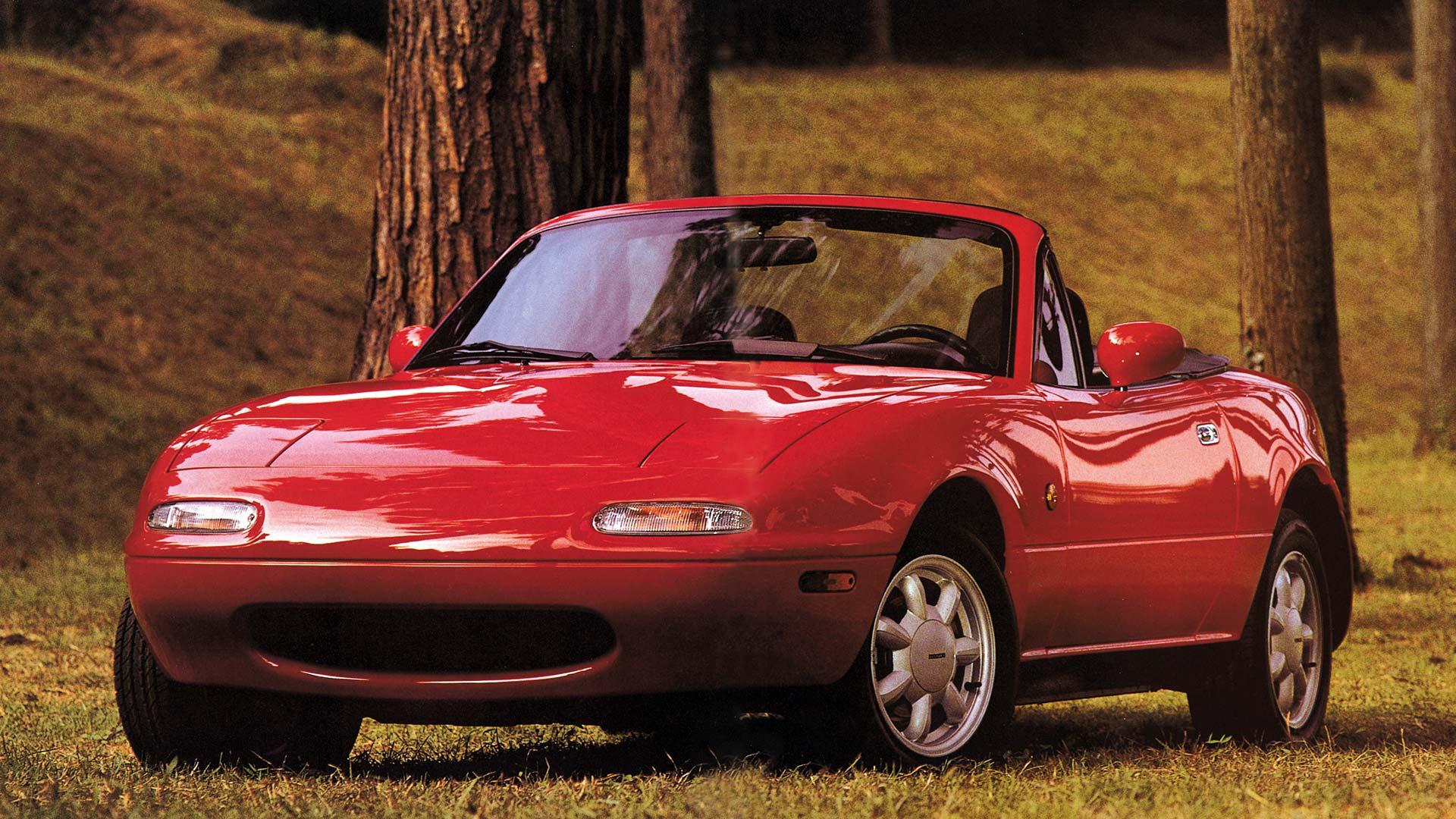 1990 - 1998 Mazda Miata MX-5