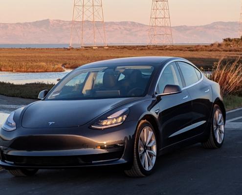 Tesla now offers car insurance