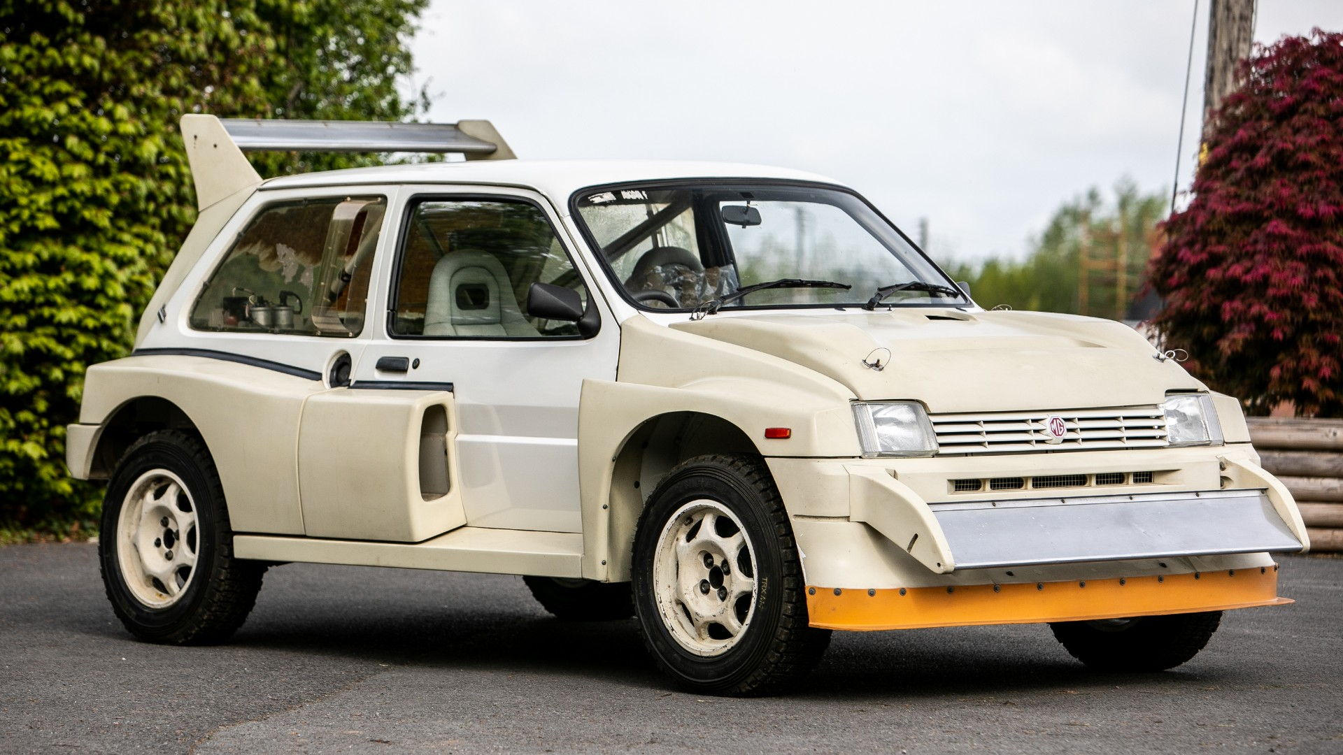 MG Metro 6R4 for sale at Silverstone Classic