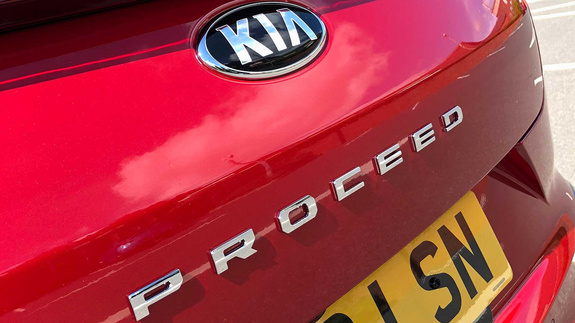 Kia Proceed 1.4 T-GDI GT-Line S