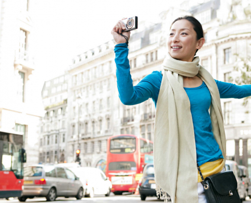 London is the worst city for tourists