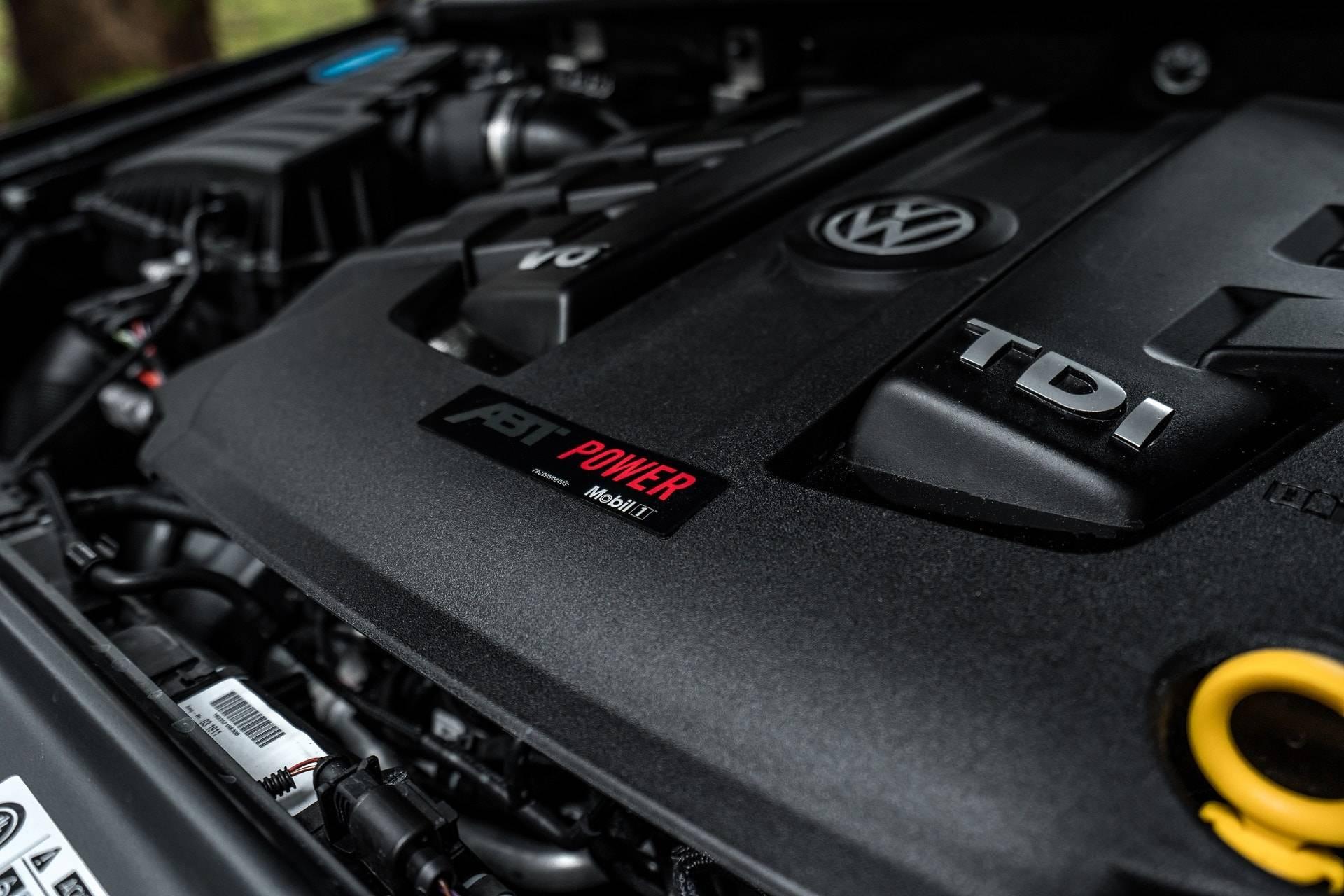 More powerful TDI ABT Volkswagen Amarok