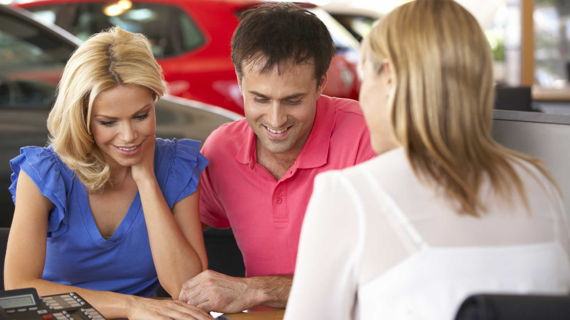 New car finance market drops two percent