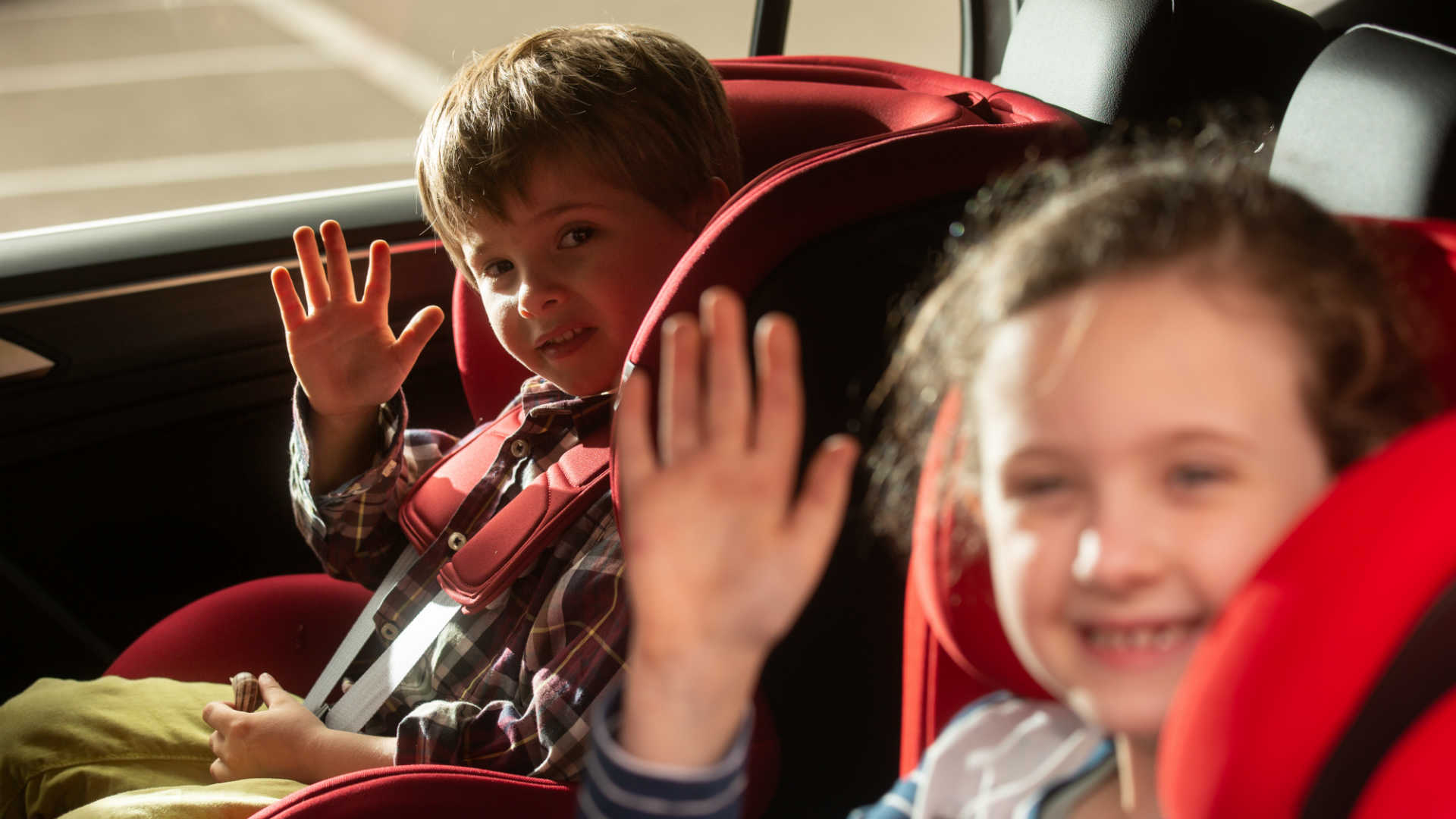 Parents put kids in danger with poorly fitted child seats