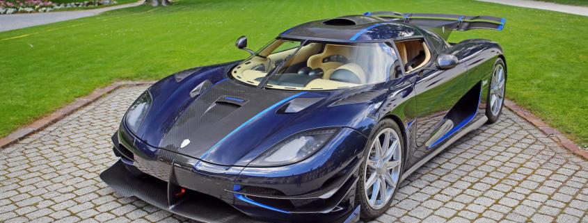 Koenigsegg hypercar undervalued by Bonhams