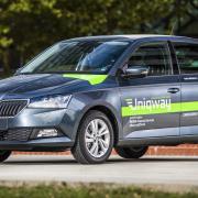 Student car-sharing service
