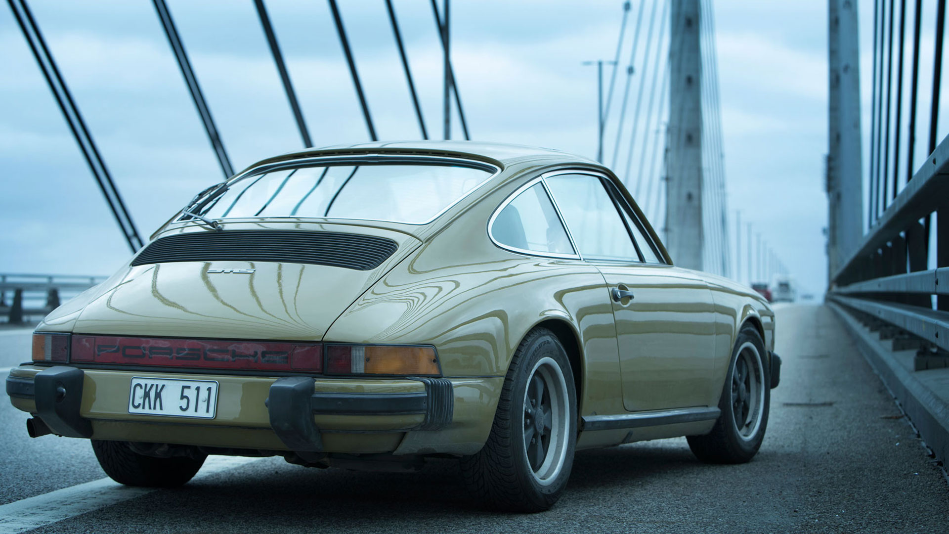 The Bridge Porsche 911