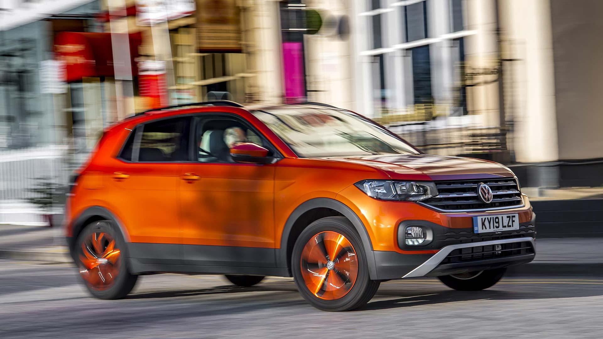Volkswagen T-Cross TDI