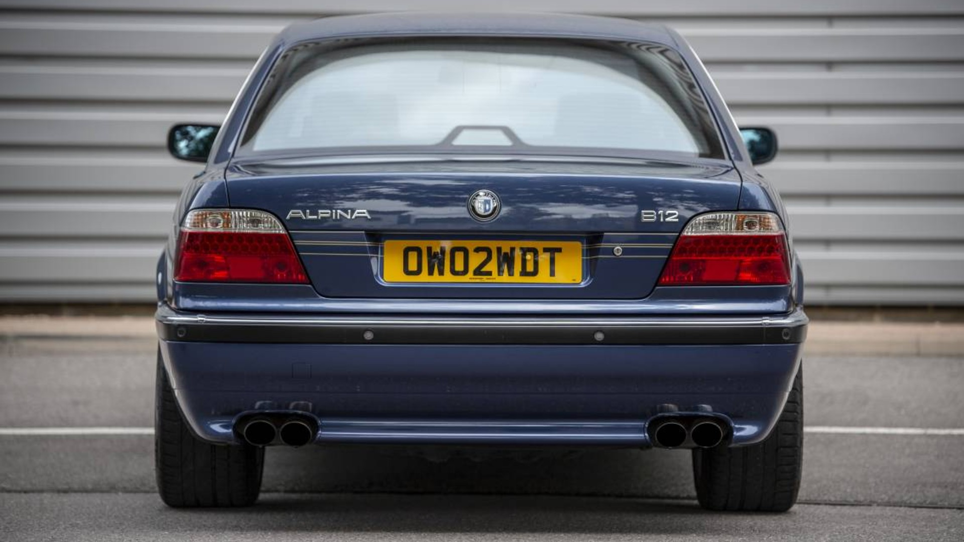 B12 BMW 7 Series