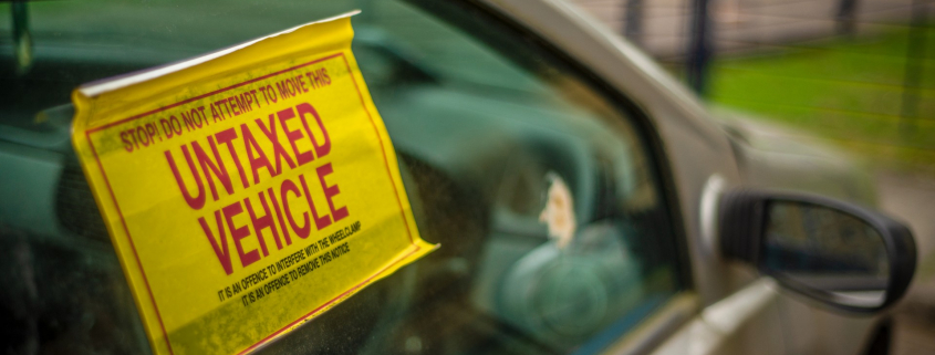 Drivers SORN insurance fines