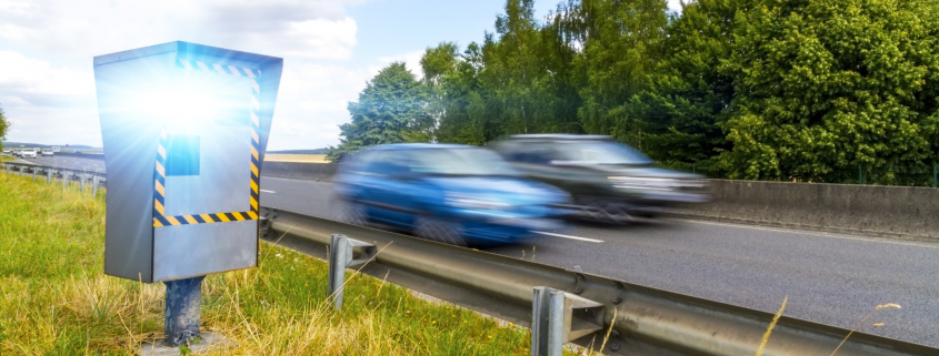 First time test passers speeding