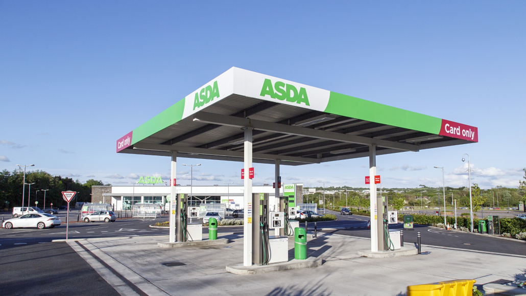 fuel prices drops UK