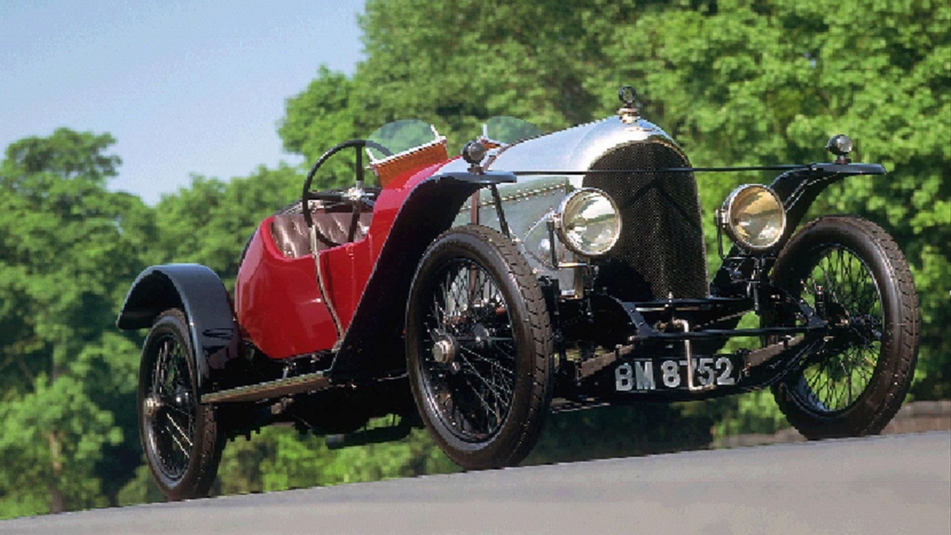100 years of Bentley