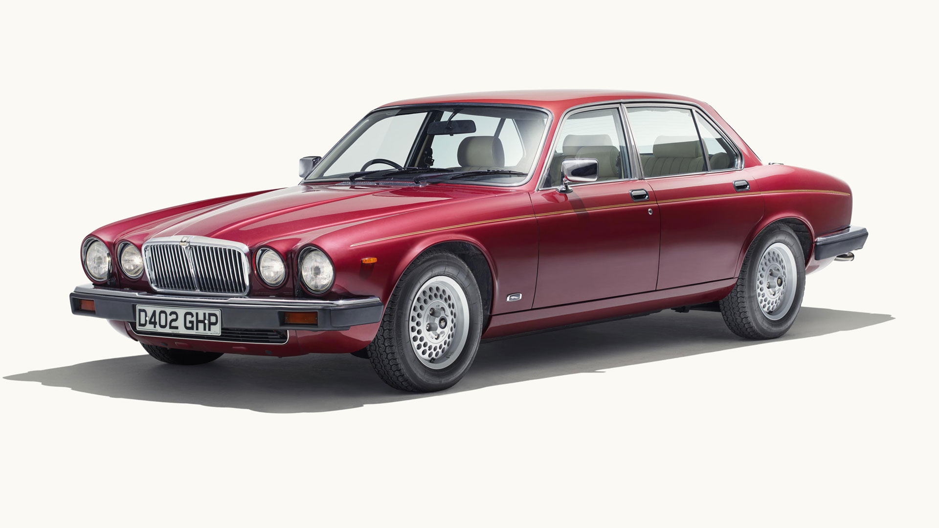 History of the Jaguar XJ