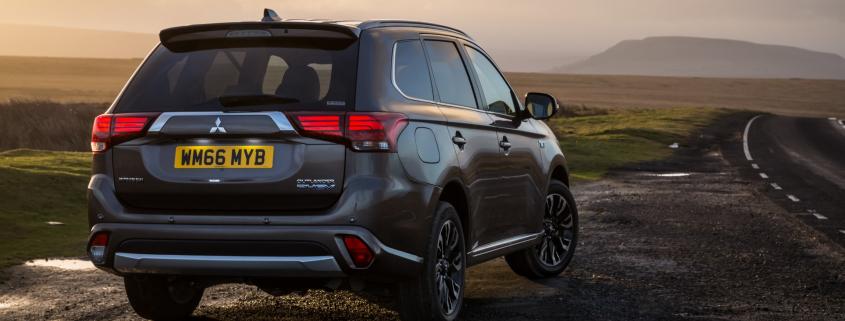 Mitsubishi Outlander PHEV sales buck downturn trend