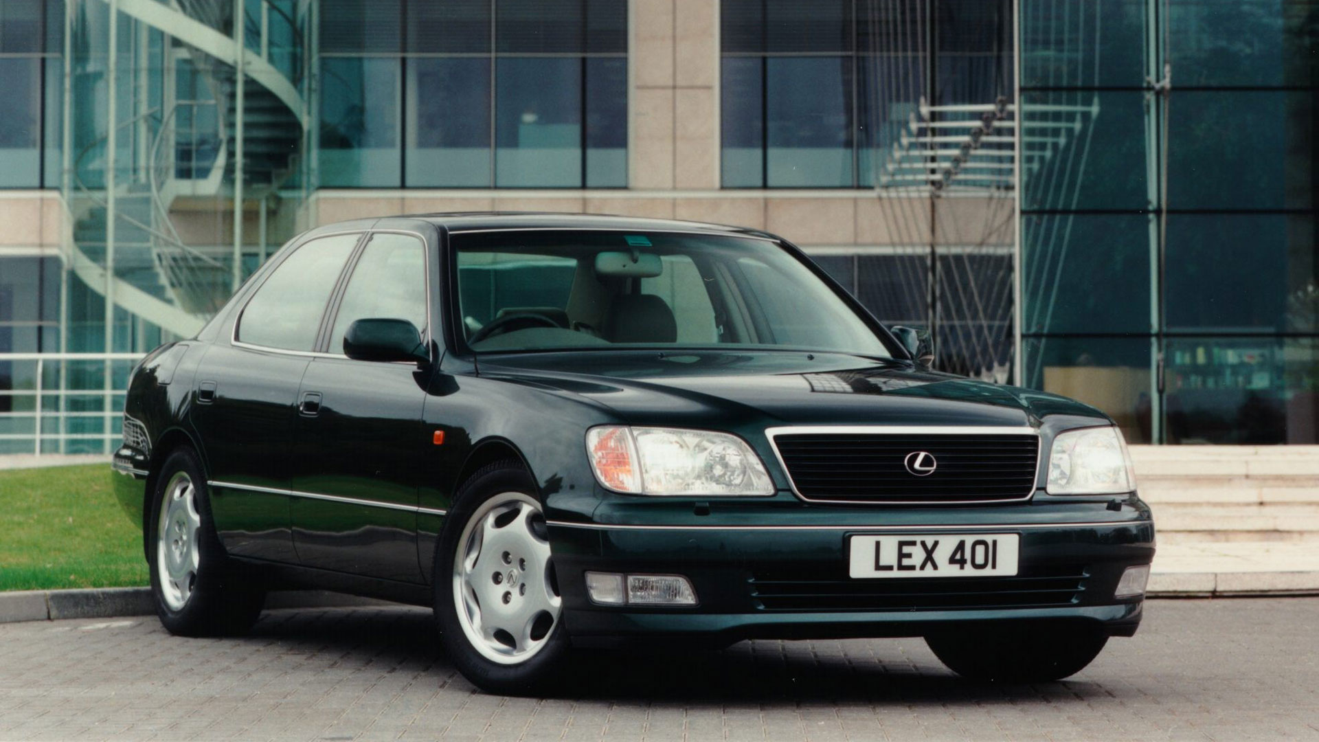 30 years of Lexus
