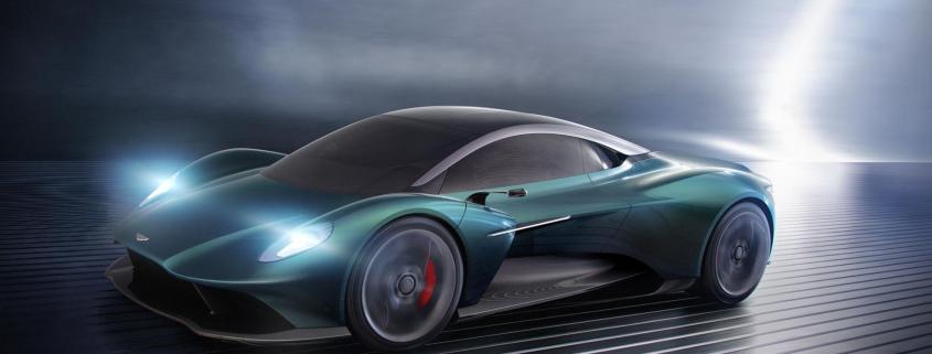 Next Aston Martin Vanquish could get a manual transmission