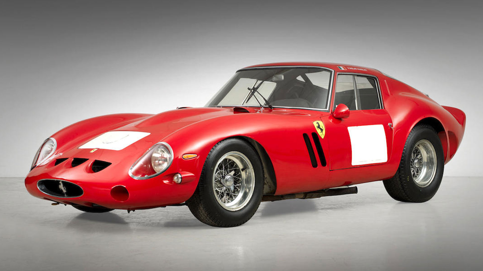 The most expensive cars sold at auction