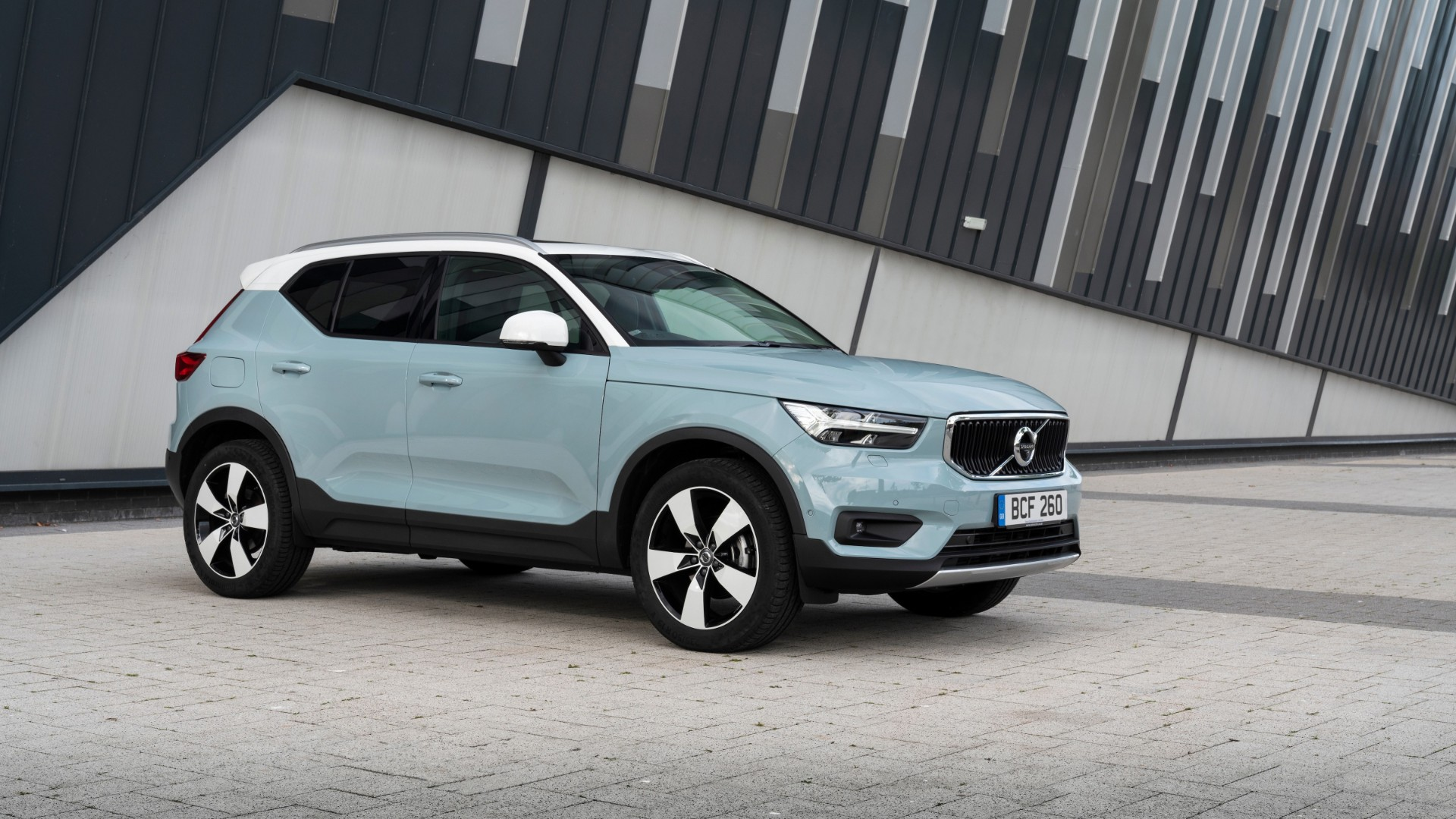 Volvo is the UK's fastest-growing premium car brand