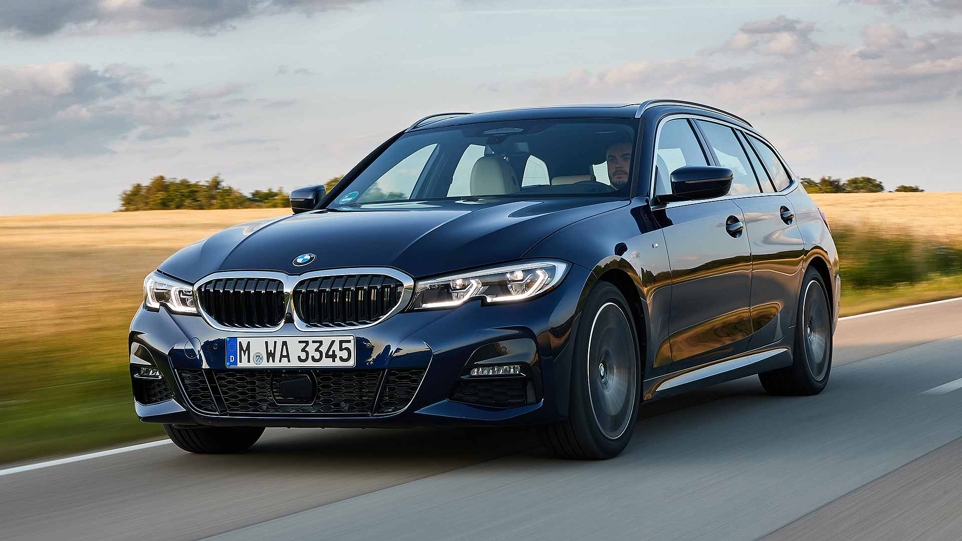2019 BMW 3 Series Touring review: loads to like