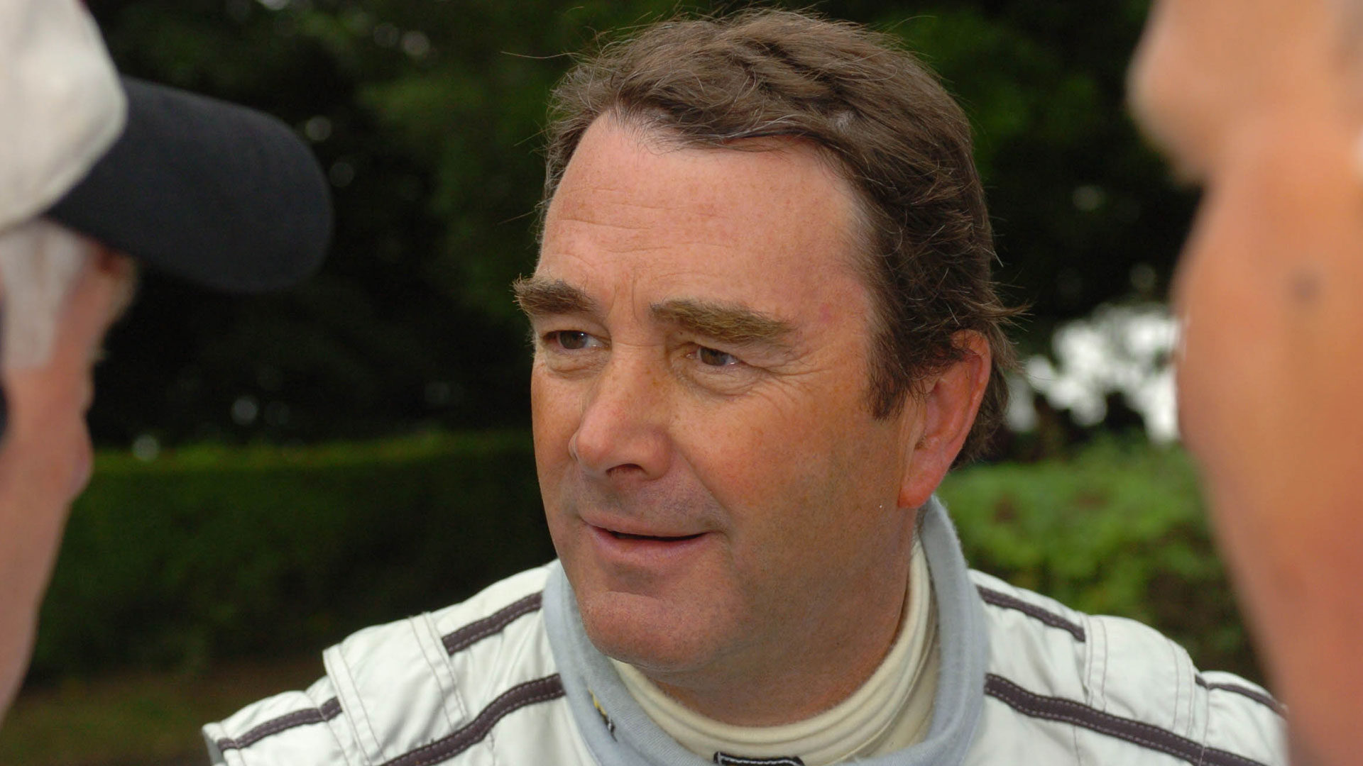Check your car every week, says Nigel Mansell