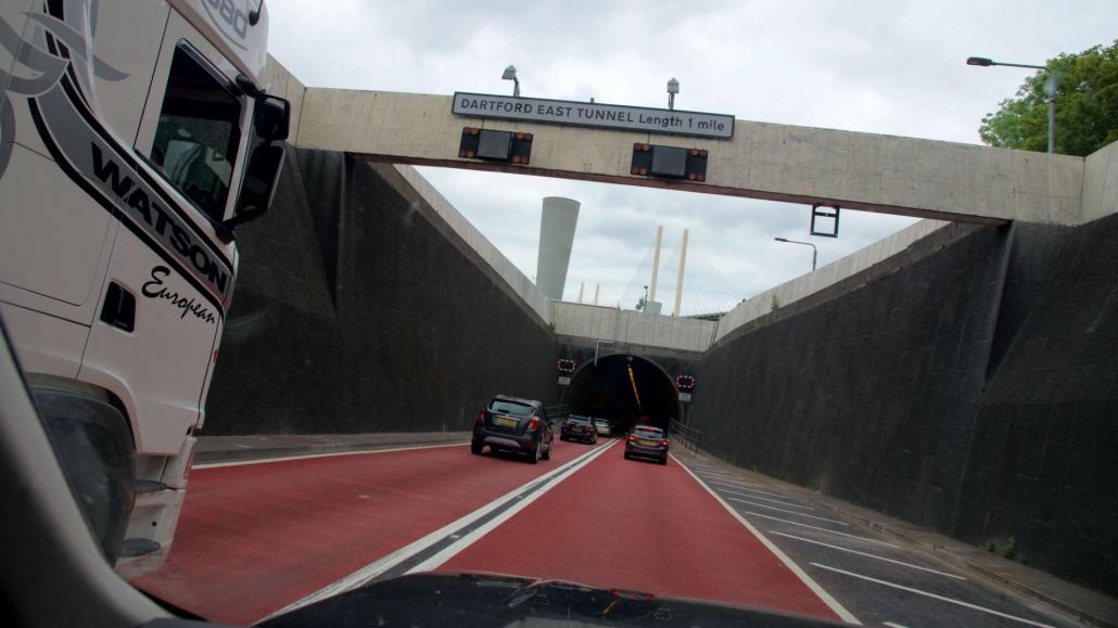 Dartford Crossing East Tunnel