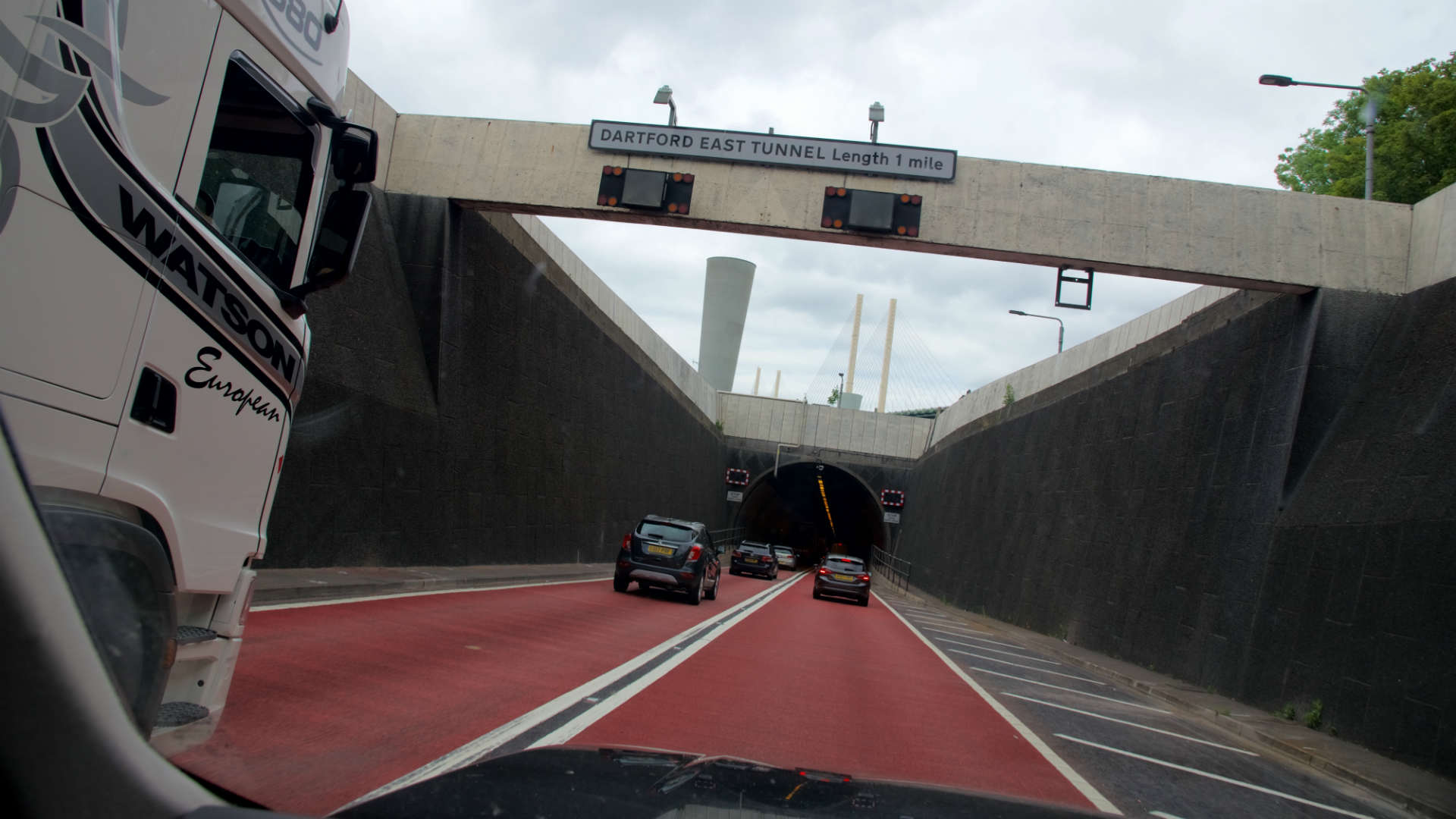 Dartford Crossing East Tunnel