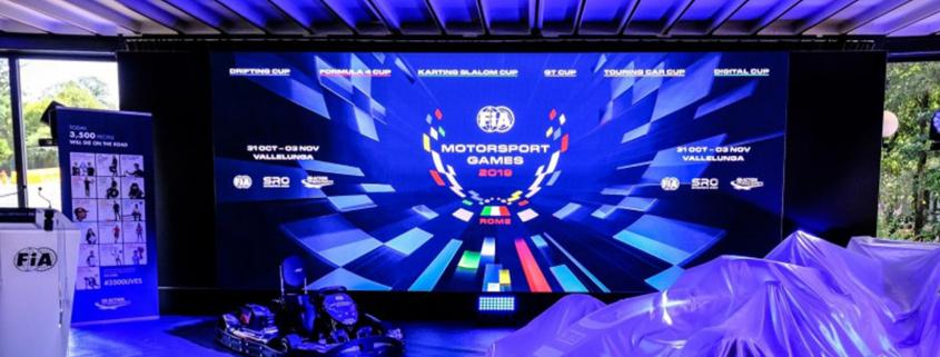 FIA Motorsport Games Esports