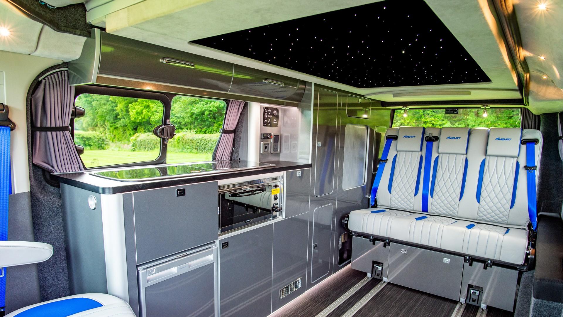 £77,000 Ford Transit