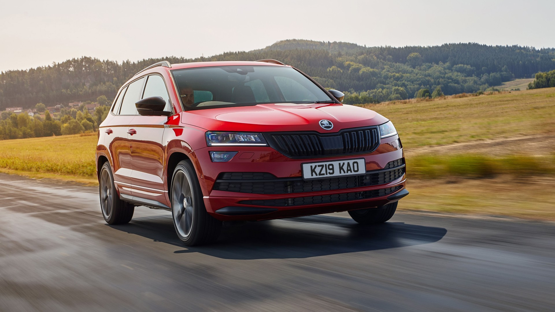 Summer Skoda SUV offer